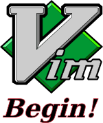 Vim Begin Logo
